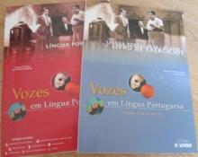 Vozes em Língua Portuguesa - Manuela Sal
