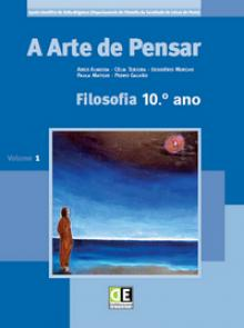A arte de pensar (manuais+caderno de atividades) - Aires Almeida