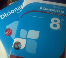 À Descoberta - Caderno exercicios+ Dicionário Ilustrado - Maria