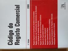 Código do Registo Comercial - almedina