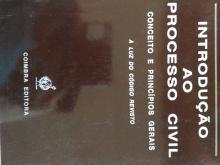 Introdução ao Processo Civil - José Lebre de Freitas