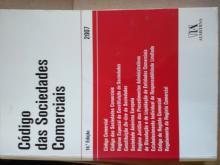 Código das Sociedades Comerciais - almedina