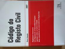 Código do Registo Civil - Álvaro Sampaio