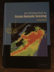 An introduction to Ocean Remote Sensing (hard cover) - Seelye Martin