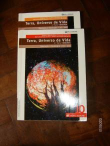 Terra, Universo de VIda (Bologia e Geologia 10º ano)) - Amparo Dias da Silva, F