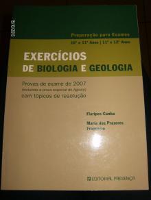 Exercicios de Biologia e Geologia (10º, 11º, 12º) - Floripes Cunha, Maria dos...