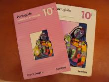 Português 10º ano Projecto Desafios