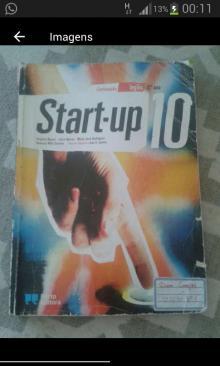 Start Up 10 inglês
