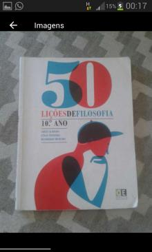 50 lições de filosofia 10º ano