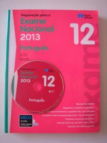 Preparação para o Exame Nacional 2013- Português - Vasco Moreir