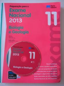 Preparação para o Exame Nacional 2013 - Biologia e Geologia - Jorge Reis/