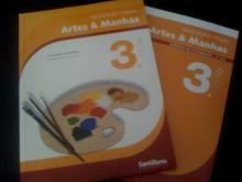 Artes e Manhas 3º ciclo - Cármen Dias