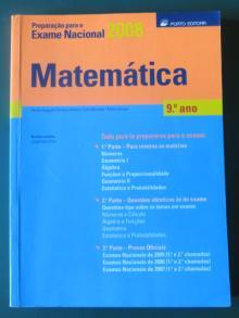 Preparação para o Exame Nacional- Matemática - Maria August