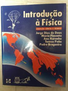 Introdução à Fisica - Jorge Dias de Deus, Mári...