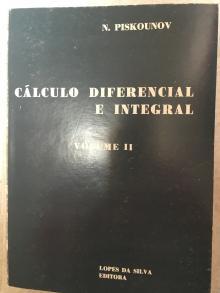 Cálculo Diferencial e Integral - vol.2 - N. Piskounov
