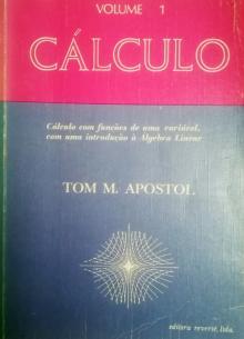 Calculo volume 1 - Tom M. Apostol
