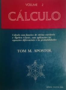 Calculo volume 2 - Tom M. Apostol