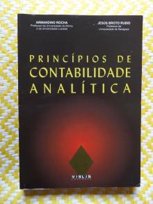 Princípios de Contabilidade Analítica - Jesús Broto Rubio e Arma...