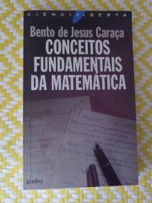 Conceitos Fundamentais da Matematica - Bento de Jesus Caraça