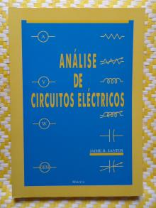 Análise de Circuitos Eléctricos - Jaime B. Santos
