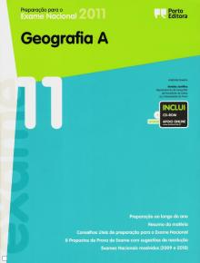Geografia A - Preparação para o Exame Nacional - Adelaide Queiro
