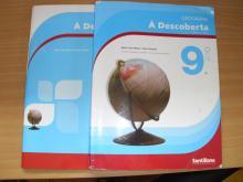 """Vendo Manual de Geografia """"À Descoberta """" 9º ano - Maria Jo"""