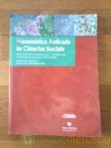 Matemática aplicada as ciencias socias - Elisabete Longo...