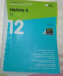 Exame Nacional História A - António Ant