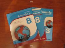 Livros de Geografia À Descoberta 8