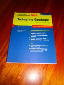 Preparar o Exame Nacional Biologia Geologia - Jorge Reis