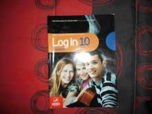 Log In 10 Workbook