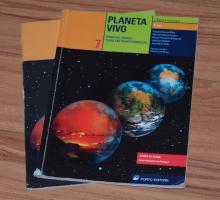 Planeta vivo 7ºano Ciências Naturais Porto Editora - Amparo Dias