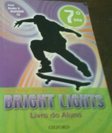 Livro Bright lights-7º ano - Paul A Davi