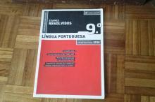 Livro de exames de resolvidos-Português-9º ano - exames resolvido
