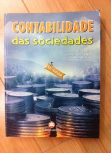Contabilidade das sociedades - F. V. Gonçalves da Si