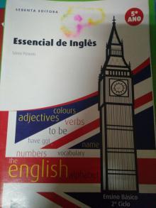 Essenciais de inglês - Sónia Peixoto