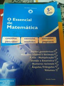 O essencial da matemática - Ricardo Castelo