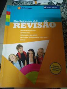 Cadernos de revisão - Maria José Veloso