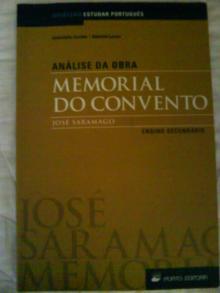 Análise da Obra Memorial do Convento, de José Saramago - Conceição