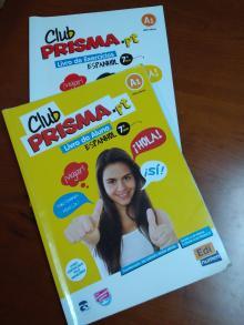 Club Prisma - Isabel Bueso, Paula Cerde...