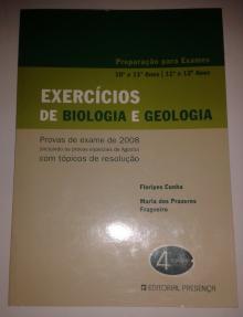 Exercícios de Biologia e Geologia (10º,11º,12º) - Floripes Cunha, Maria d