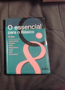 O essencial para o básico ( 8º ano) - Vários