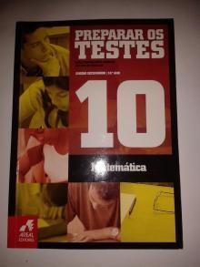 Preparar os testes Matemática, Ensino secundário 10º ano - Paula Cristina Carvalho