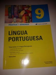 Pratica e Aprende: Língua Portuguesa 9º Ano - Fernanda Reigota, Marga