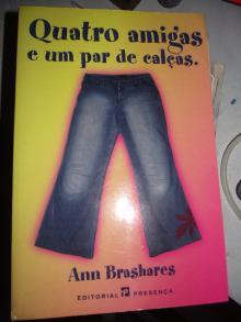 Quatro Amigas e um Par de Calças - Ann Brashare