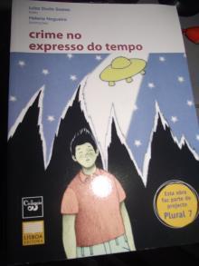 Crime no Expresso do Tempo - Luísa Ducla