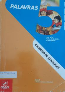Palavras 5 - Caderno de actividades - Abel Mota