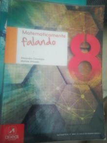 Matematicamente falando 8 - Alexandra Conceição