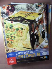Cadernos de História 8 - Joana Cirne,