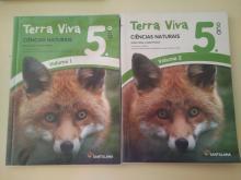 Terra Viva 5º ano (volume 1 e 2) - Isabel Caldas